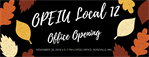 OPEIU Office Opening/Fall Party!